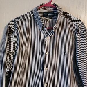 Ralph Lauren Polo Men's Classic Fit Shirt,…